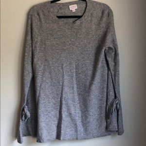 Maternity Grey Sweater